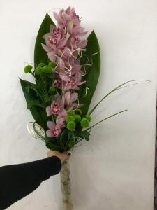 Салкъм орхидея