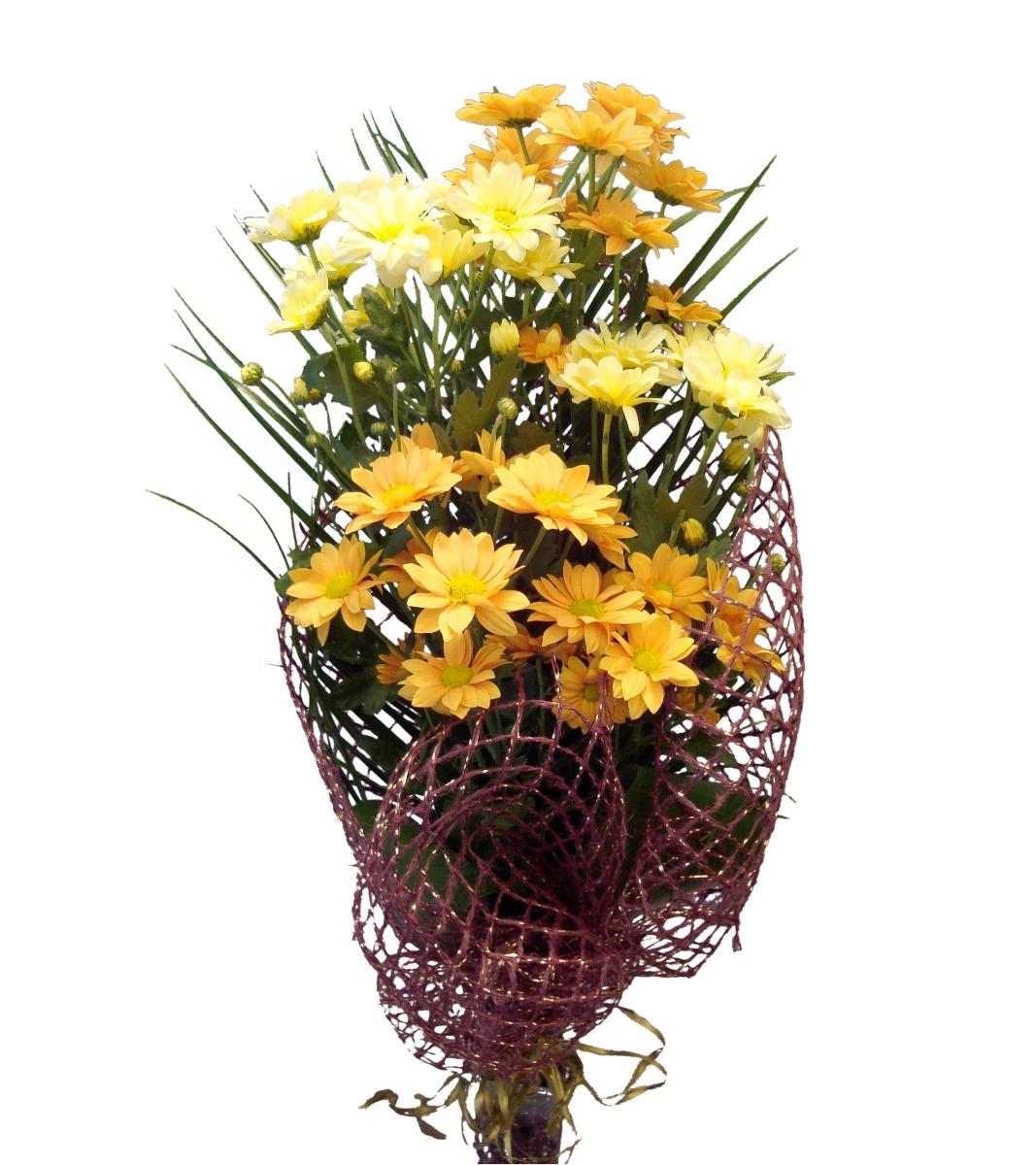 Златни хризантеми